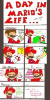 A day in Marios life... by midna-fan15