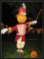 A Disney Scarecrow by WDWParksGal