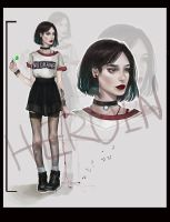 Adopt Auction young girl- ( CLOSED ) by Yearniing-And-Heroin