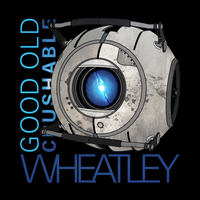 Good Old Crushable Wheatley by noxeen