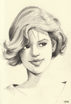 MOLLY RINGWALD by VinnDengsen