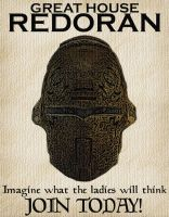 Great House Redoran Poster by Steinaech