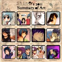 Summary 2011 by narutoxhinatalove