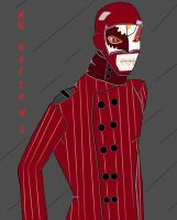 Mr. Gallows Request (RED Version) by animedugan
