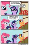 Pinkie Has Aspergers by teygrim