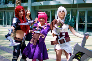 League of Legends Cosplay by OurLivingLegacy