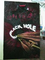 The Black Hole film poster 1 by cruiseshipz