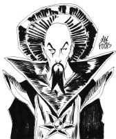 Ming The Merciless by MaxAlanFuchs