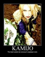 KAMIJO's Facts by Jesse-FanGirl