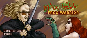 OL: Max Hell Frog Warrior by kitsune2022