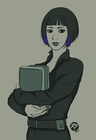 Mako Mori by Rofer96