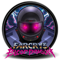 Far Cry 3 Blood Dragon Icon 2 by Komic-Graphics