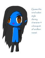 Guess this wind waker Disney character by jodisamma