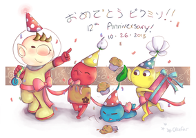 12th Anniversary!! by Rylitah