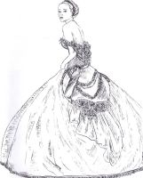 The Wedding Dress by EmmaMichaels