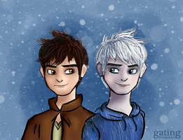 Jack Frost by gating