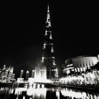 BURJ KHALIFA DUBAI by Ssquared-Photography