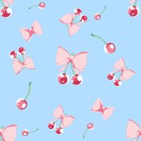 Sweet Cherries Lolita Print by ladyz0e