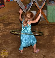 Cute Child at the 2015 OCF 638 by DarrianAshoka