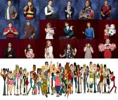 Day 03-Fav TV show Cast by ChloeRhiannonX