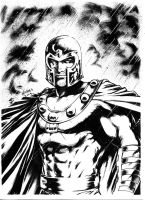 magneto inked by darnet