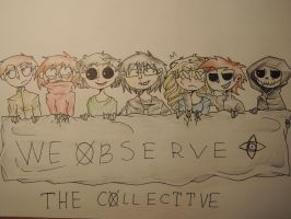 We are the collective by bloodysae