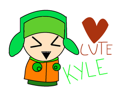 KYLE IS SO CUTE by kylexcraig
