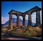 Daybreak in Corinth by carlzon