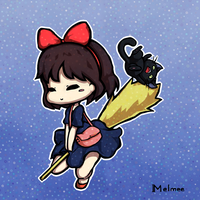 Kiki's Delivery Service by Melmee