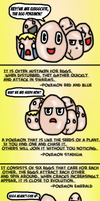 Nintendo logic-Exeggcute The Confused Species by thegamingdrawer