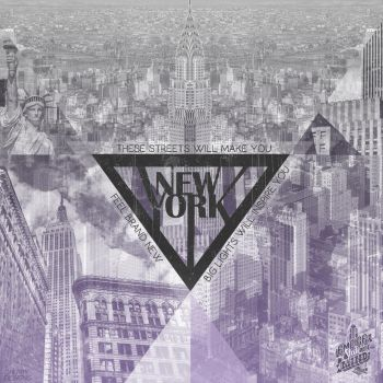 New York - Empire State of Mind by CherryConcepts