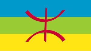 The Amazing Amazigh Flag by SnakeVersus1