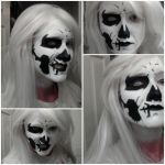 Silver Banshee Test Makeup 1 by ComicChic19