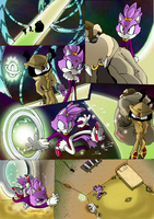 Blaze - The Order of Things Page 5 by MamboCat
