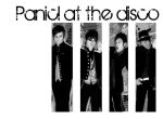 panic at the disco by Charlolipop