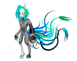 Cat Eater adoptable by Sadistic-Lus