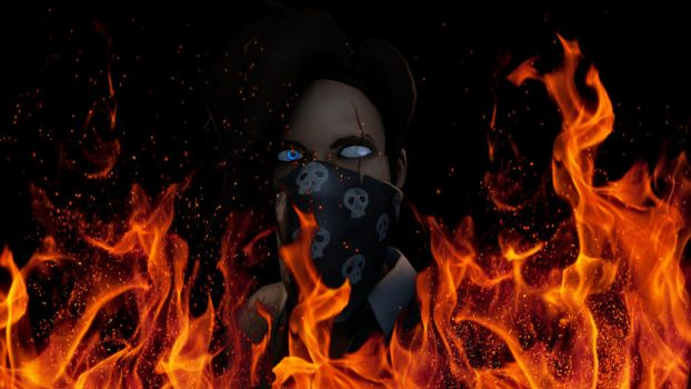 Daughter of Fire by TF2MCgirlCraft