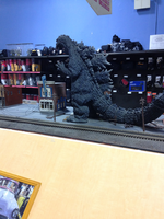 Godzilla at Fry's by The-1One