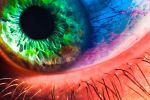 False color Eyeball by Figit090