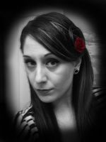 Red Rose by x8CornishPixie8x