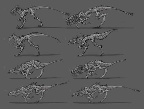 Kaiden Alien Concepts Prt. 2 by TheStory137