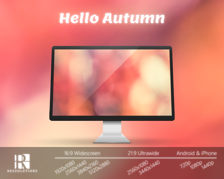 Hello Autumn by Rezzolutions