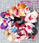 Love Live! school idol project by Electric-Cat