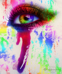 .:Rainbow Splatter:. by LT-Arts