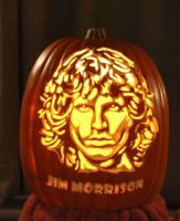 Jim Morrison by St0ney