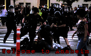 Welcome to Anaheim by BullMoose1912