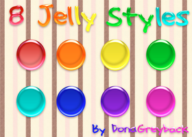 Jelly Styles by DonaGreyback