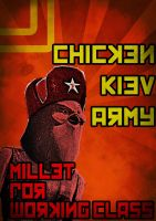 Chicken Kiev Army by thechosenone12
