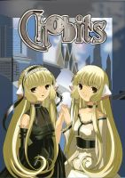 chobits by sphericalz