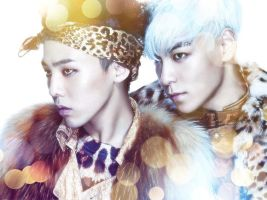 GD And TOP by Seomung